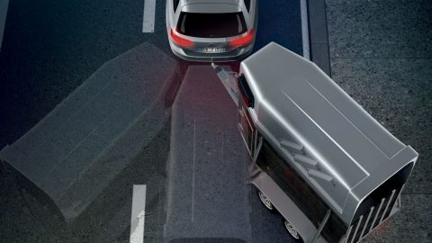 Passat Trailer Assist safety