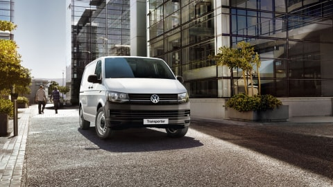 The Transporter Panel Van means success for your business