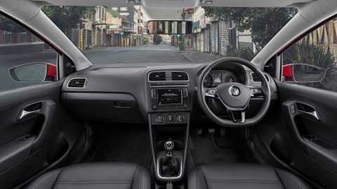 Polo Vivo interior